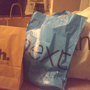 Picnic turned shopping..