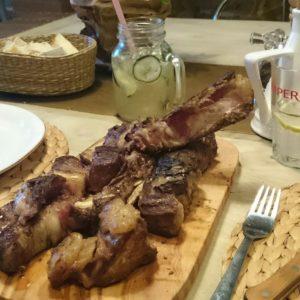 Florentine steak (to share!)