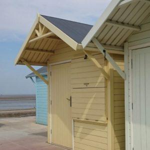 I want a beach hut!!