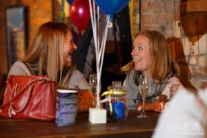 Our second birthday party - celebrating small business success in style